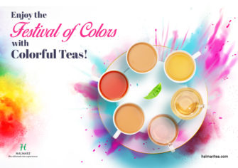 Spice Up Your Holi Party with the Colorful Range of Teas