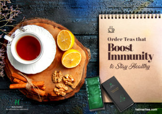 Check out Immunity Boosting Teas to Stay Fit and Healthy
