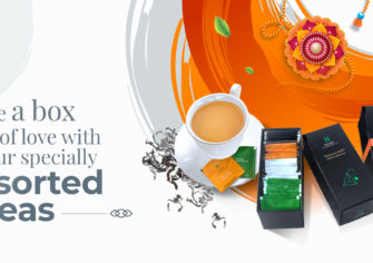 This Rakhi Surprise Your Siblings With An Assorted Exotic Tea Box